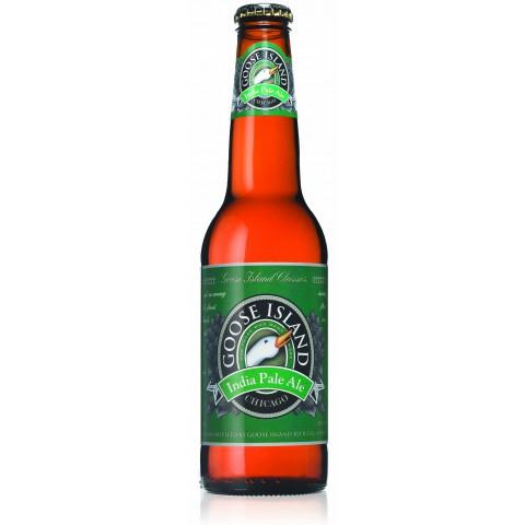 Bouteille de bière GOOSE ISLAND 5.9°