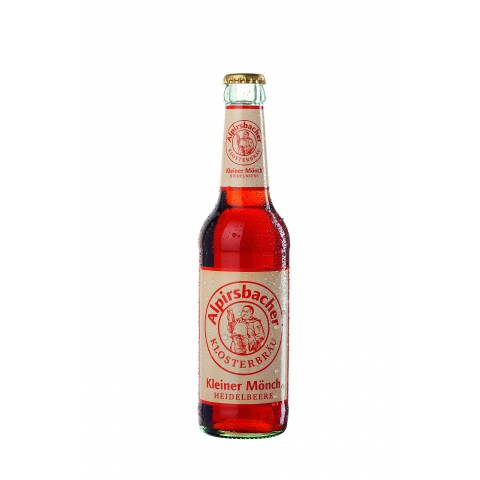 Bouteille de bière ALPIRSBACHER HEIDELBEER 2.9°