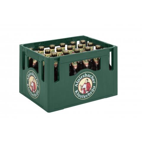 Bouteille de bière ALPIRSBACHER SPEZIAL 5.2°