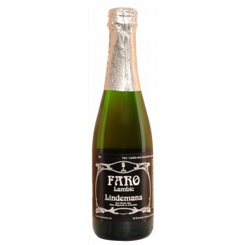 Bière Faro Lindemans (4.2° - 37,5cl.)