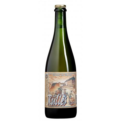 Bière La Rulles Blonde (7° - 75cl)