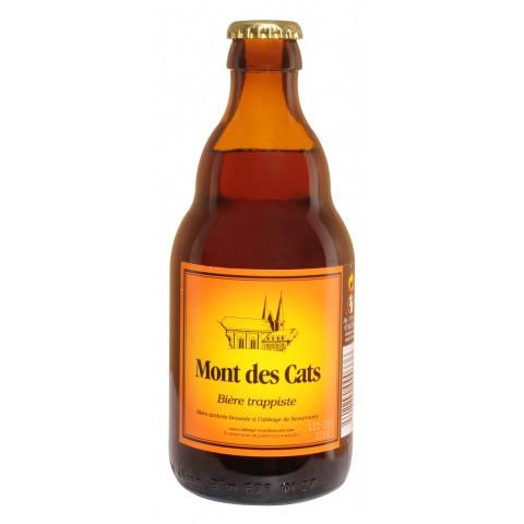 Bouteille de bière MONT DES CATS 7.6°