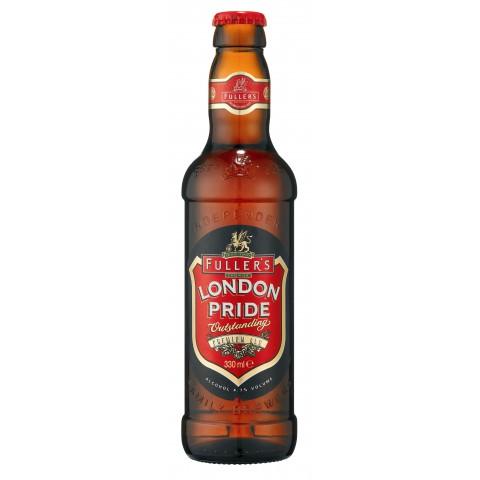 Bouteille de bière FULLERS LONDON PRID 4.7°