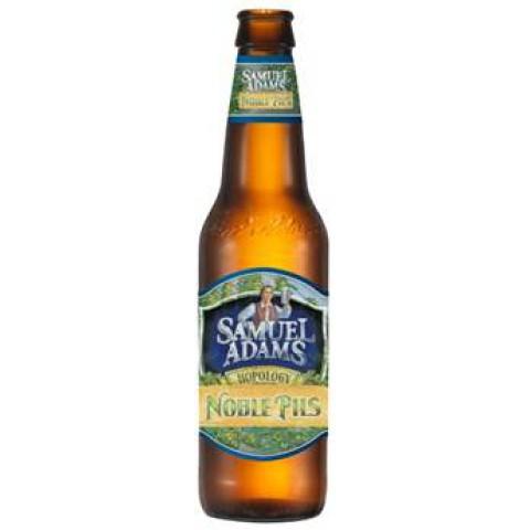 Bouteille de bière SAMUEL ADAMS PILS 4.8°