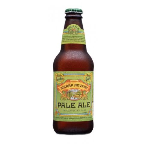 Bouteille de bière SIERRA NEVADA ALE 5.6°