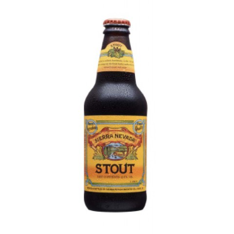 Bouteille de bière SIERRA NEVADA STOUT 5.8°