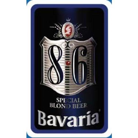 Bouteille de bière Boite 8.6 Bavaria