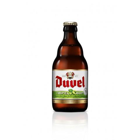 Bouteille de bière DUVEL TRIPLE HOP 9.5°
