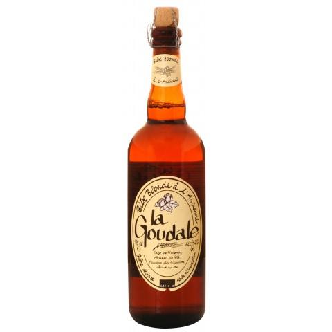 Bouteille de bière Goudale 7.2°