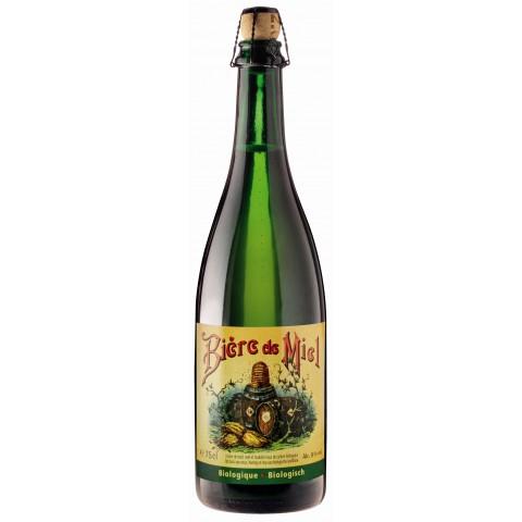 Bière de Miel BIO - Brasserie Dupont (8° - 75cl)