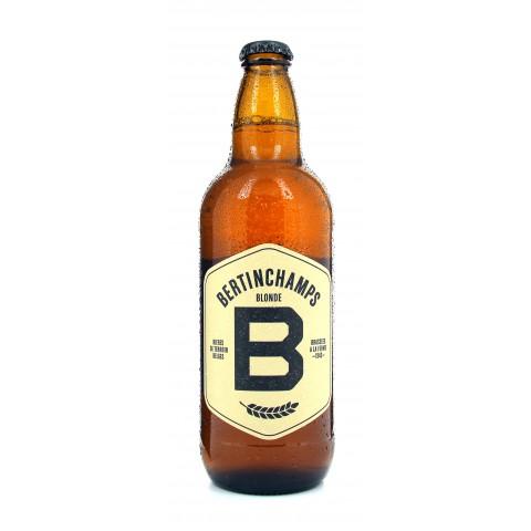 Bouteille de bière BERTINCHAMPS 6.2° BLONDE VP50cl