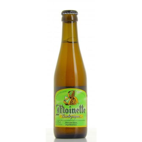 Bière Moinette BIO (7,5° - 25cl)