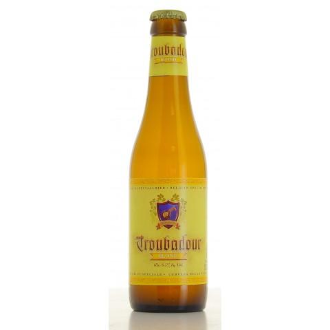 Bouteille de bière TROUBADOUR BLONDE 6.5°