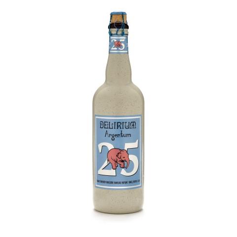 Bouteille de bière DELIRIUM ARGENTUM 7.0°