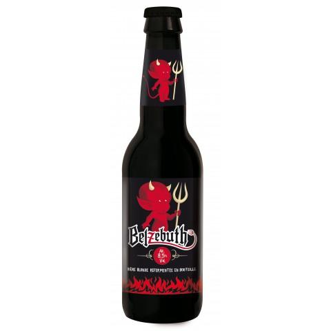 Bouteille de bière BELZEBUTH 8.5°