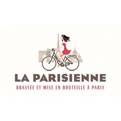 Bouteille de bière LA PARISIENNE BLONDE 5.5° VP33CL
