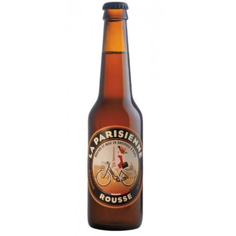Bouteille de bière LA PARISIENNE ROUSSE 5.5° VP33CL