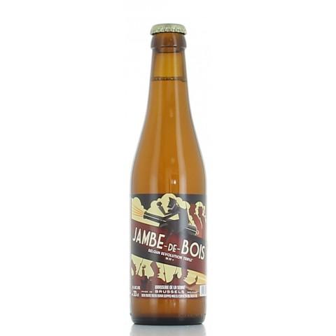 Bouteille de bière JAMBE DE BOIS 8°