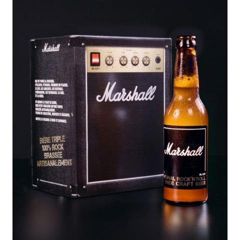 Bouteille de bière MELUSINE MARSHALL 8.6° VP33CL