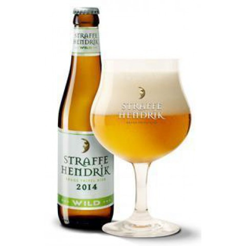 Bouteille de bière STRAFFE HENDRIK WILD 9°