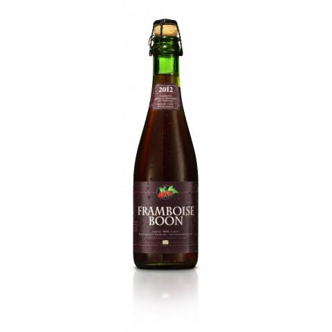Bière Boon Framboise (5° - 37,5cl.)