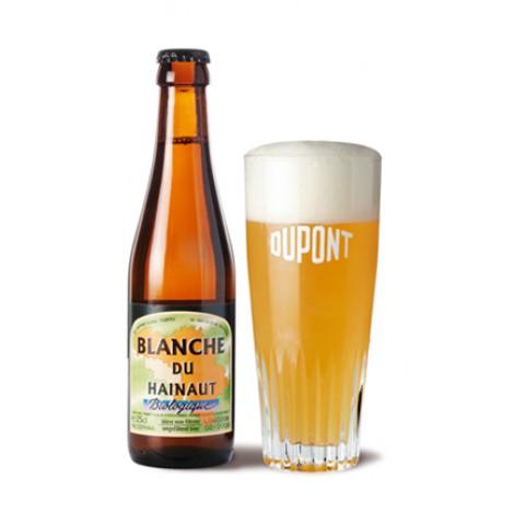 Bouteille de bière BLANCHE DE HAINAUT 5,5°