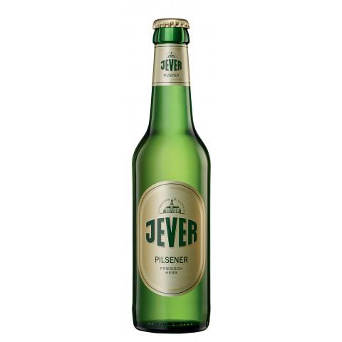 Bouteille de bière Jever