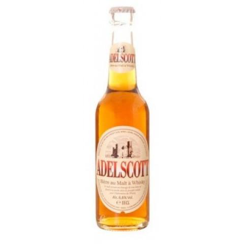 Bière Adelscott (5,8° - 33cl.)