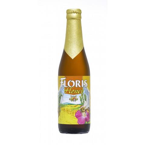 Bouteille de bière Floris MIEL 4.5°