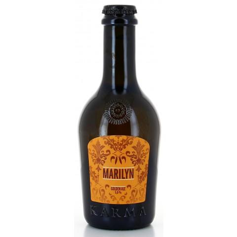 Bouteille de bière KARMA MARYLIN 5° 33CL VP