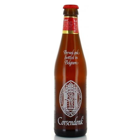 Bouteille de bière Corsendonk ROUSSE 8°