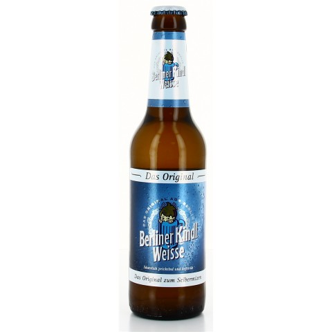 Bouteille de bière Berliner Weiss 2.5°