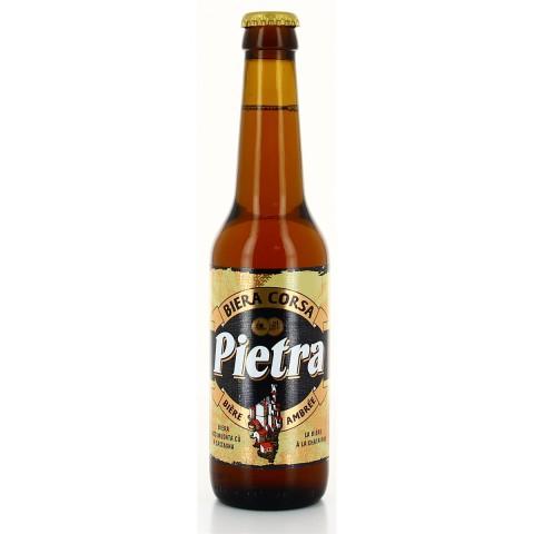 Bouteille de bière PIETRA 6°