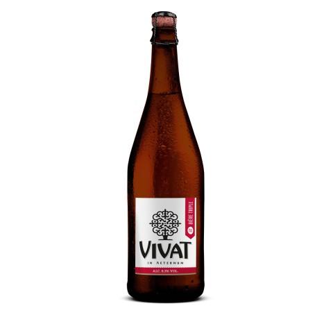 Bouteille de bière VIVAT TRIPLE 8.3° VP75CL