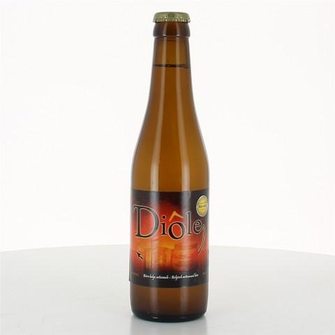 Bouteille de bière DIOLE BLONDE 6.5°