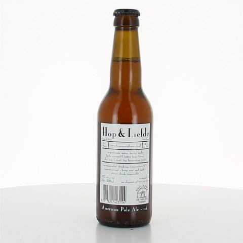 Bouteille de bière DE MOLEN HOP & LIEFDE 4.8° VP33CL