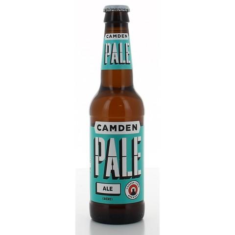 Bouteille de bière CAMDEN PALE ALE 4.0° VP24X33CL