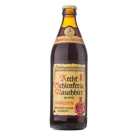 Bouteille de bière SCHLENKERLA RAUCHBIER 5.1° VC50CL