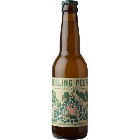 Bouteille de bière MIKKELLER RIESLING PEOPLE 6.7° VP33CL