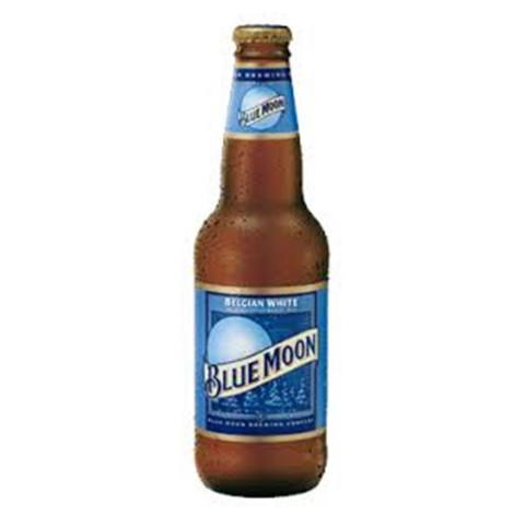 Bouteille de bière BLUE MOON VP33CL 5.4°