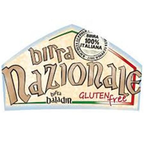Bouteille de bière NAZIONALE BALADIN GLUTEN FREE 6.5°