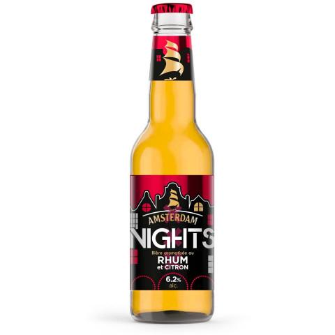 Bouteille de bière AMSTERDAM NIGHTS 6.2° VP33CL