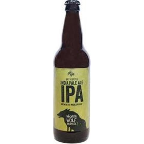 Bouteille de bière WICKLOW LOBO IPA 5.2° VP33CL