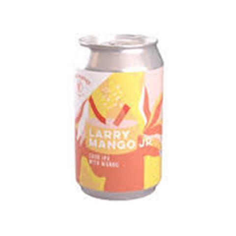 Bouteille de bière WHITE FRONTIER LARRY MANGO 6.5° BOI 33CL