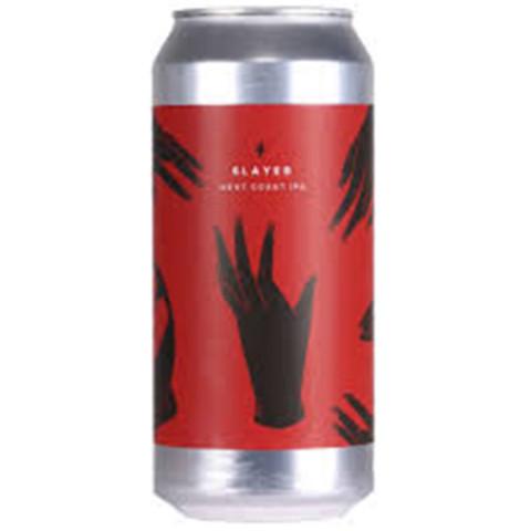 Bouteille de bière GARAGE SLAYER IPA 6.2 BOITE 44CL
