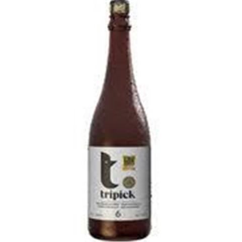Bouteille de bière TRIPICK BLONDE 6° VP75CL