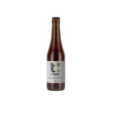 Bouteille de bière TRIPICK BLONDE 6° VP33CL