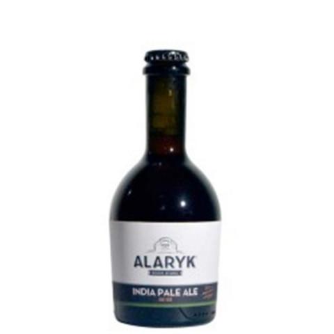 Bouteille de bière ALARYK IPA 6.5° 12X33CL VP