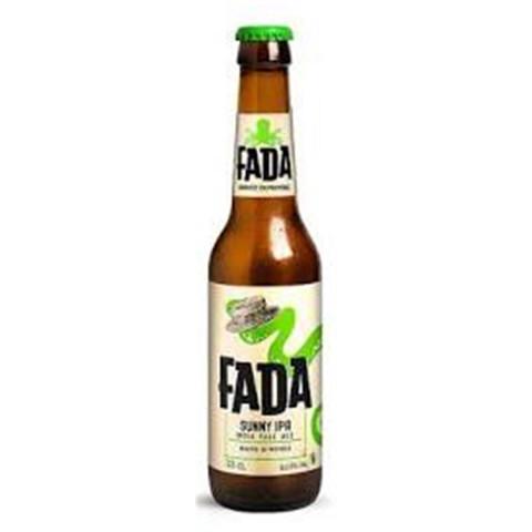 Bouteille de bière FADA SUNNY IPA 5° VP33CL