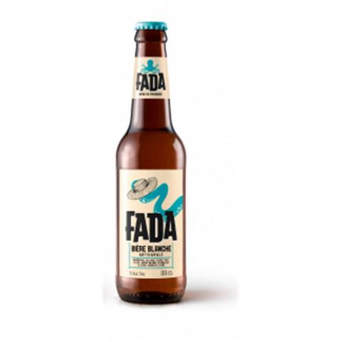 Bouteille de bière FADA BLANCHE 5° VP33CL